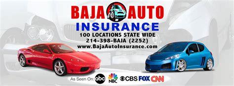 baja insurance baja auto ins hiring bilingual customer service sales