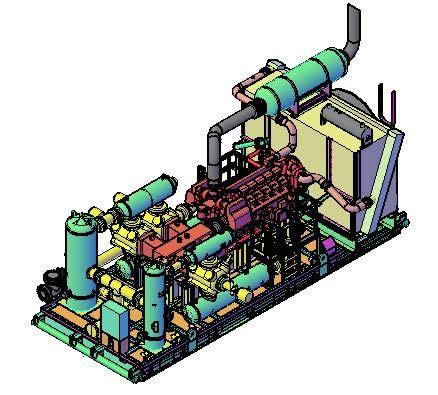 air compressor dwg block  autocad designs cad