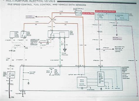Wiring Diagram For 1988 Firebird by Tpi Fuel Constantly Runs Third Generation F