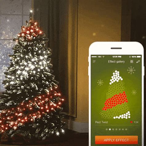 Make Your Christmas Tree High Tech Using These App