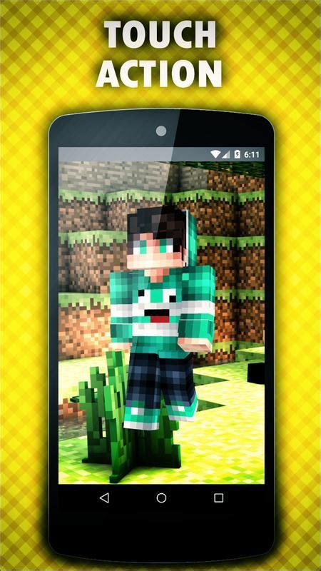 skins  minecraft pe apk   tools app