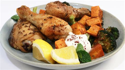 chicken dinners recipe one pan egyptian chicken dinner cbc life