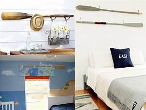 32 idees de deco marine pour linterieur et pour lexterieur With chambre bébé design avec offrir des fleurs Á distance