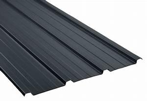 Bac Acier Isolé Brico Depot : bac en acier galvanis vert l 300 cm l 90 cm bacacier ~ Melissatoandfro.com Idées de Décoration