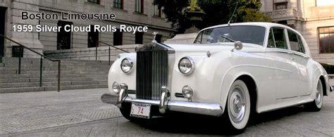 Classic Limo Rental by Classic Car Wedding Rental Boston Antique Rolls Royce Car Ma