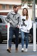 Michael Polish With his daughter Jasper Polish - Los ...