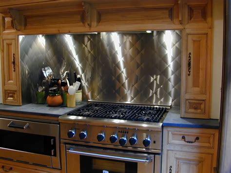 Stainless Steel Backsplash Pictures Home Design