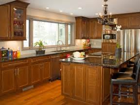 kitchen cabinet ideas photos cherry kitchen cabinets pictures options tips ideas hgtv