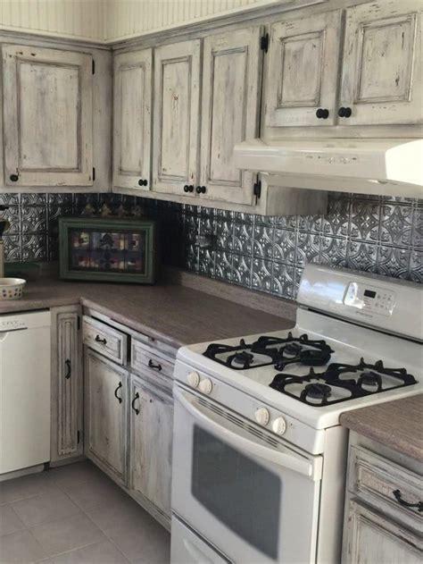 choose kitchen cabinet colors distressed kitchen