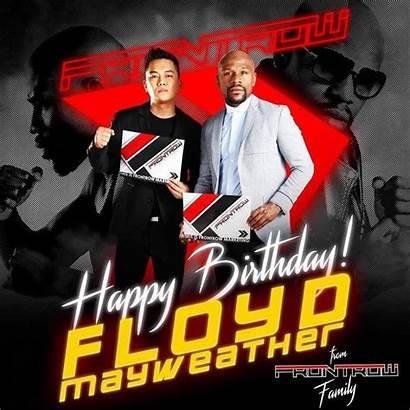 Mayweather Floyd Birthday Frontrow Boy