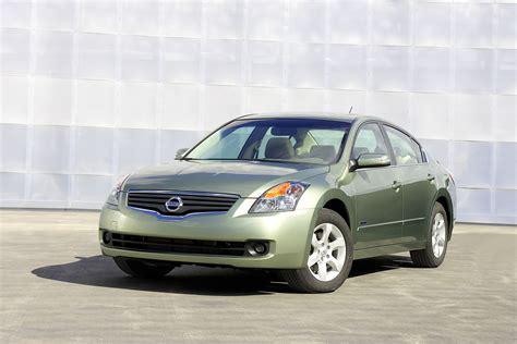 2009 Nissan Altima Hybrid by 2009 Nissan Altima Hybrid Top Speed