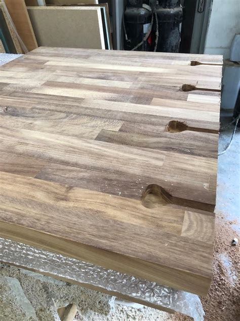 replacement solid wood kitchen worktops gwent newport cwmbran wales
