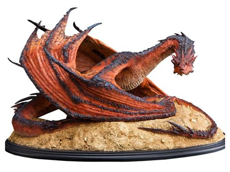 The Hobbit Smaug The Terrible Statue