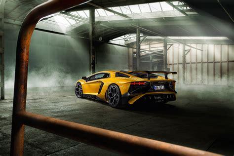 Wallpaper Novitec Torado, Lamborghini Aventador