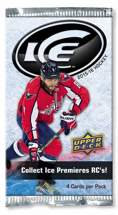 Nhl Ice Upper Deck Hockey Cards Checklist