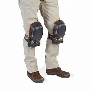 fento 200 pro ergonomic professional trade flooring knee With pro knee flooring knee pads