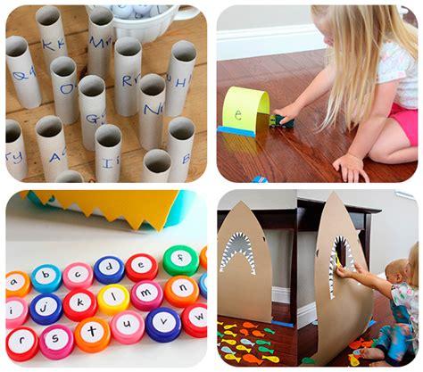 40 Juegos Educativos Caseros Pequeociocom