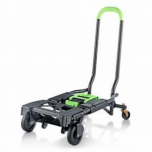 Diable De Transport : chariot de transport pliable 2 en 1 pas cher pro idee ~ Edinachiropracticcenter.com Idées de Décoration