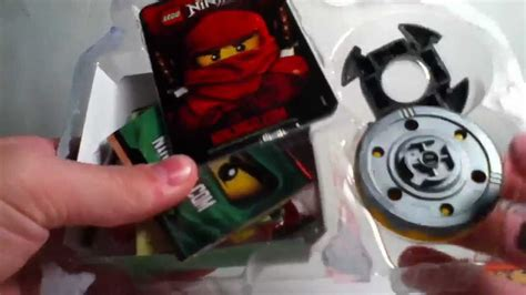 Opening And Review Of Lego Ninjago 9561 Kai Zx