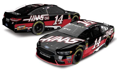 2018 Clint Bowyer #14 HAAS Automation Diecast
