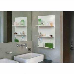 etageres murales pour salle de bain ou cuisine achat With etagere murale de cuisine