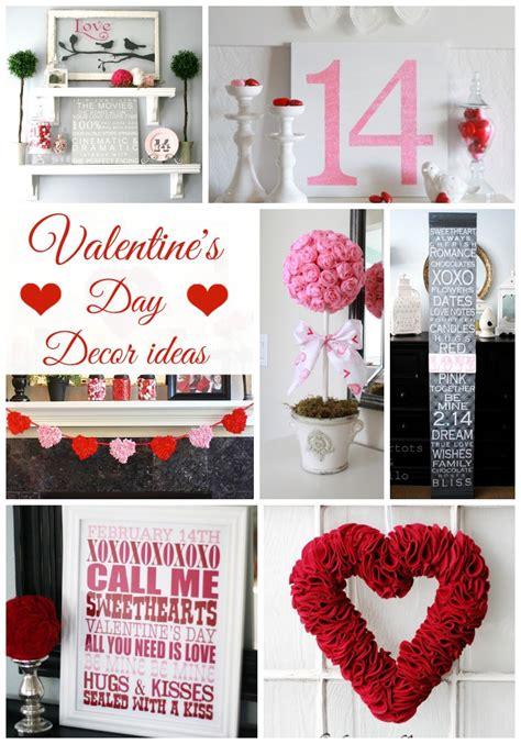 valentine s day decor ideas classy clutter