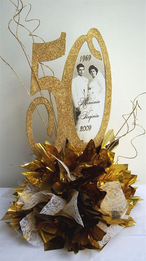 50th Anniversary Centerpieces Bing Images 50th