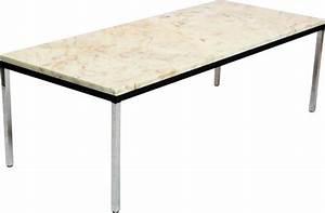 Table Plateau Marbre : table basse vintage avec plateau en marbre 1960 design ~ Teatrodelosmanantiales.com Idées de Décoration