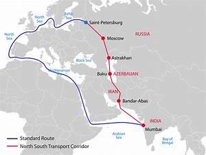 International North-South Transport Corridor (INSTC)