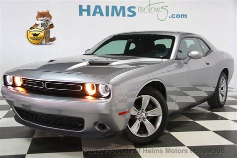 2016 Used Dodge Challenger 2dr Coupe SXT at Haims Motors