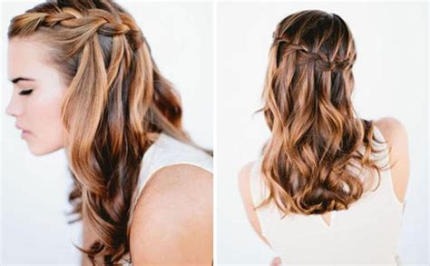 2019 Latest Long Hairstyles For Cocktail Party