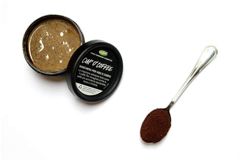 › cup o coffee lush expiration. A Cup O' Coffee for Your Skin from LUSH Cosmetics - Carol in a Page