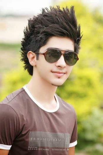 boys hair style handsome indian boys hair style