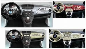 Fiat 500 Interieur : fiat 500 gelekt ~ Gottalentnigeria.com Avis de Voitures