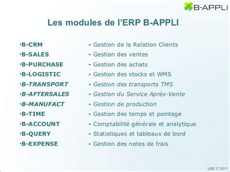 Résumé De Module Gestion De Temps by Erp Logiciels De Gestion Int 233 Gr 233 E Saas