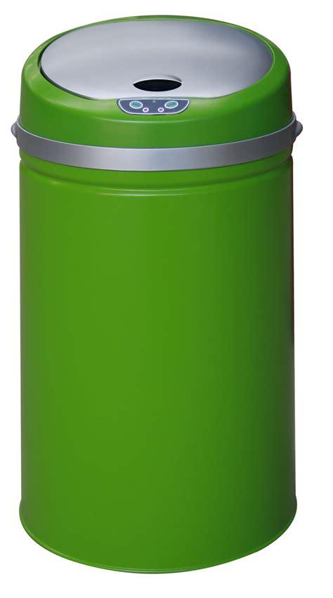 poubelle cuisine verte poubelle automatique 30l