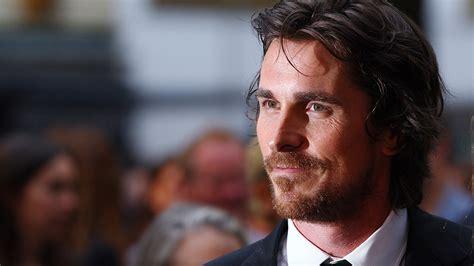 Christian Bale Steve Jobs Actor Talks Play The