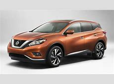 2019 Nissan Murano Preview & Release Date