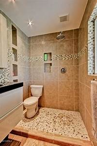 Toilet in an enlarged master shower for Can you put a tv in the bathroom