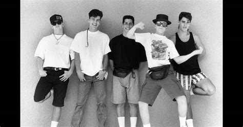New Kids On The Block Et Boys Ii Men  Nostalgie Nineties
