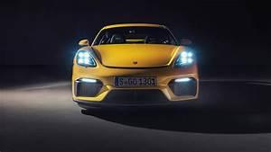 2020 Porsche 718 Cayman Gt4 Promises Powerful Performance