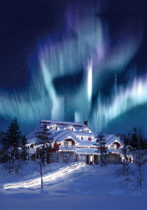 Top 10 Best Winter Wonderland Places Top Inspired