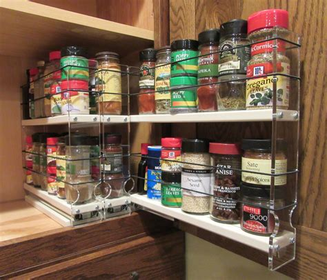 spice rack with spices hackers help suggestions for a pull out spice rack ikea