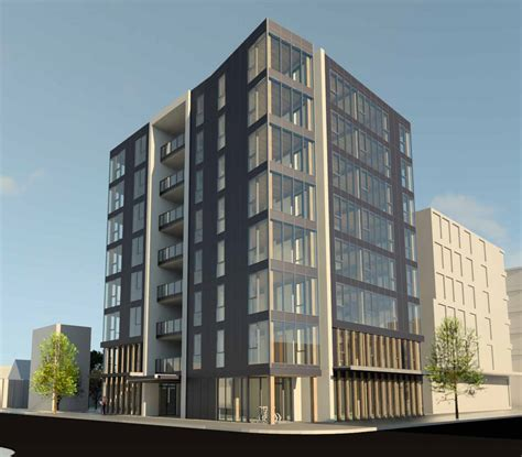 modern architecture floor plans design approved for cross laminated timber