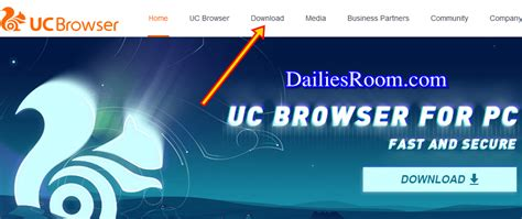 Uc browser is the prominent and remarkable mobile internet browser. How to Download & Install UC Browser New version For PC, Android, Java, Blackberry - DailiesRoom.com