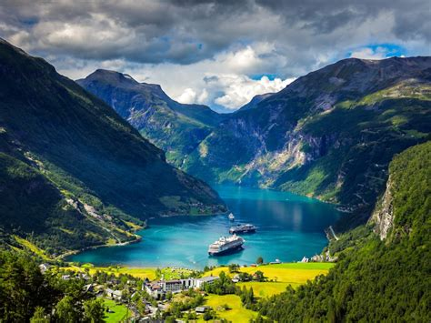 Amazing Photos Reveal The Stunning Beauty Of Norway