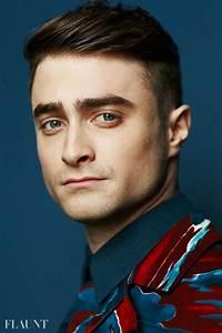 Daniel Radcliffe — Flaunt Magazine  Daniel