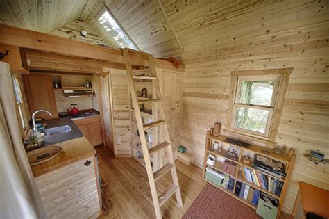 interiors of tiny homes tiny house books plans padtinyhouses