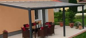 Terrassen Sonnenschutz Systeme : terrassend cher carport alu carport aluterrassendach von atd alu terrassen dach aus k nigs ~ Markanthonyermac.com Haus und Dekorationen