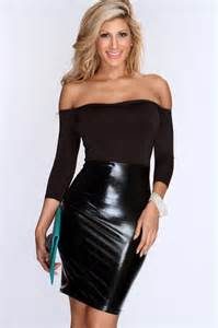 black metallic shoulder dress amiclubwear dresses dress prom dress